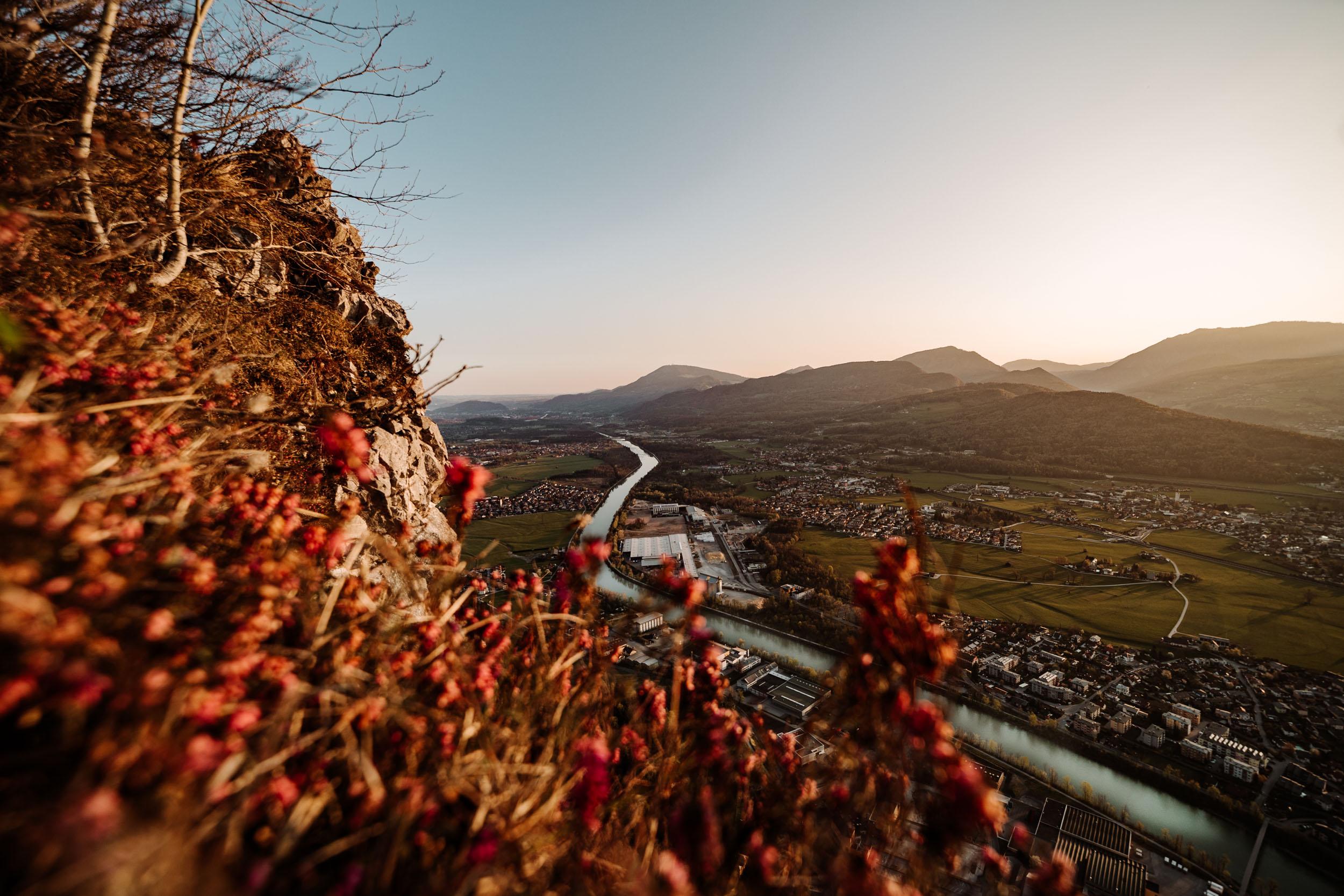Natur Mood bis Slazburg